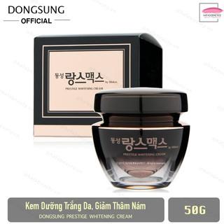 Kem Dưỡng Trắng Giảm Thâm m Dongsung Rannce-Max Prestige Whitening Cream 50g - 2721843053 thumbnail