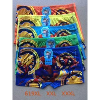 Quần sip đùi hình siêu nhân cho bé trai XL XXL XXXL - 3115728564 thumbnail