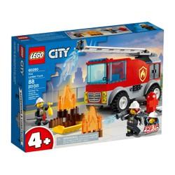 LEGO 60280 City - Xe Thang Chữa Cháy