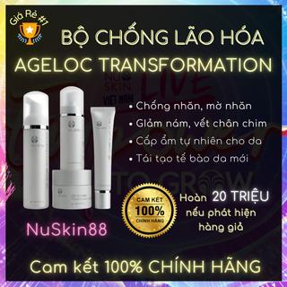 Bộ sản phẩm dưỡng da AgeLOC Transformation Bộ sản phẩm dưỡng da AgeLOC Transformation - Bộ sản phẩm dưỡng da AgeLOC Transformation thumbnail