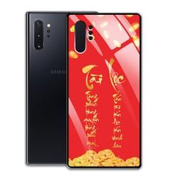 Ốp Lưng Mặt Kính Cường Lực siêu đẹp Cho Điện Thoại Samsung Note 10 Plus - 03066 9507 TAILOC 17