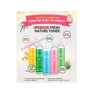 Nước Hoa Hồng Secret Key TeaTree Refresh Calming Toner 248ml Tặng Bông tẩy trang Ipek 80 miếng - 213369017 2