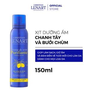 Mẫu mới Xịt khoáng dưỡng ẩm cho da chiết xuất từ Chanh tây và Bưởi chùm Brume Purifiante - 803124393 thumbnail