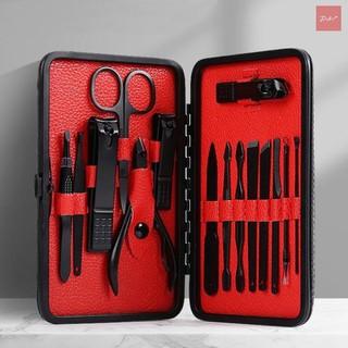 Bộ kìm cắt móng tay 15 món tiện dụng - Bộ dụng cụ làm móng đa năng [ĐƯỢC KIỂM HÀNG] 40588754 - 40588754 thumbnail
