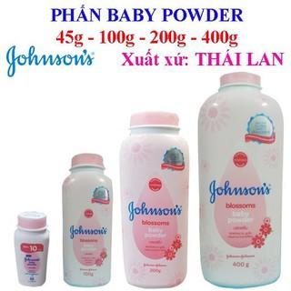 PHẤN JONSON BABY HỒNG 100G 180G 380G - PHAN thumbnail