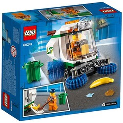 LEGO 60249 City - Xe Quét Đường