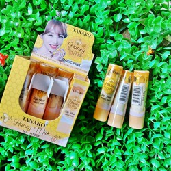 Son dưỡng môi có màu hồng nhẹ Tanako Sữa ong chúa Honey Milk – HUKB415