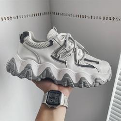 Giày thể thao sneaker nam D95 đường may tinh tế êm và ôm chân đế cao su dày dặn phong cách trẻ trung thời trang