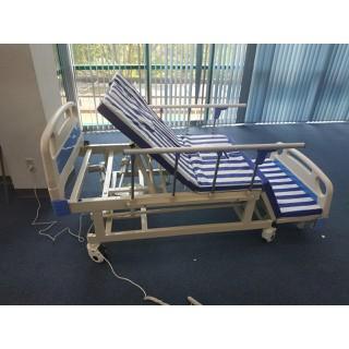 Giường điện y tế đa năng cao cấp - Giường bệnh chăm sóc bệnh nhân điều khiển bằng điện - GĐ15000 thumbnail