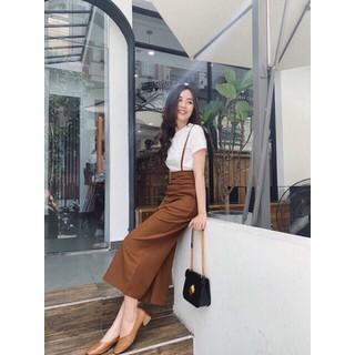 Yếm quần dễ thương thời trang nữ mẫu mới xinh xắn - MAIB33 thumbnail