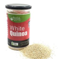 Hạt Diêm Mạch trắng Absolute Organic hộp 500gr