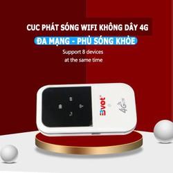 Bộ Thiết Bị Phát Sóng Wifi 3G 4G - cục phát sóng wifi cầm tay - siêu xịn - siêu khỏe