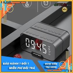 Loa không dây, loa bluetooth, loa bluetooth 5.0 Amoi g5, có màn hình led hiển thị, loa 3 trong 1, loa bluetooth kèm đồng hồ và  hiển thị nhiệt độ [ĐƯỢC KIỂM HÀNG]