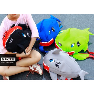 Balo cá mập phiên bản swat - 6861570322 thumbnail