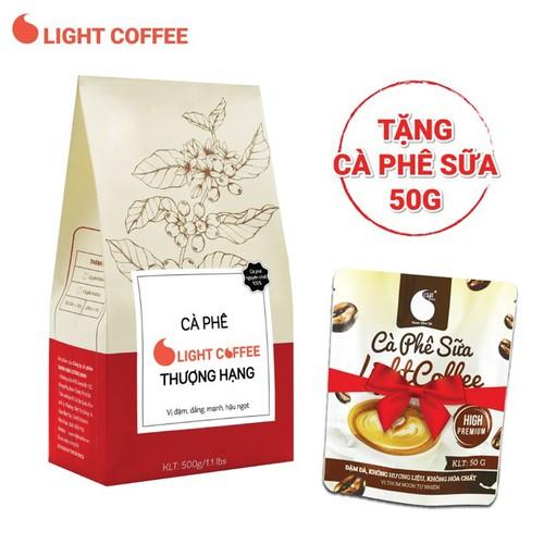 Cà phê rang xay robusta thượng hạng 500gr light coffee - tặng cà phê sữa gói 50g - 24210612 , 10449212 , 15_10449212 , 125000 , Ca-phe-rang-xay-robusta-thuong-hang-500gr-light-coffee-tang-ca-phe-sua-goi-50g-15_10449212 , sendo.vn , Cà phê rang xay robusta thượng hạng 500gr light coffee - tặng cà phê sữa gói 50g