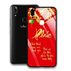Ốp Lưng Mặt Kính Cường Lực siêu đẹp Cho Điện Thoại Vivo V9 / Y85 - 03032 9509 PHUC 19
