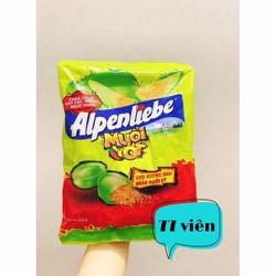 Bịch 30 viên kẹo Alpenliebe Xoài Muối Ớt siêu thần thánh hot hit