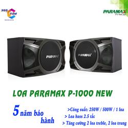 Loa PARAMAX-P 1000 NEW Hàng Chính Hãng