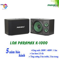 Loa Paramax-K 1000 New Hàng Chính Hãng