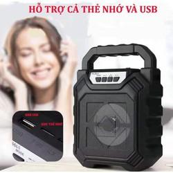 Loa Bluetooth Xách Tay FJ 668 Âm Thanh Cực Chuẩn Giá Rẻ Tặng Kèm Cáp Sạc