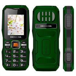 Điện thoại, điện thoại di động, điện thoại cầm tay KECHAODA K6 Điện thoại pin trâu 1800mAh loa siêu to Chính hãng BH 12 tháng