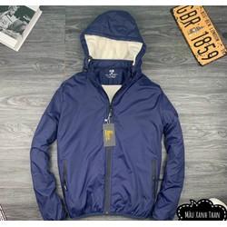 [Miễn ship] [LOẠI DÀY 3 LỚP] Áo khoác nam nữ lót lông cừu siêu ấm chống gió chống nước mềm mại có túi có khóa tiện lợi