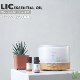 Ma y xông tinh dầu LIC - BG1 thumbnail