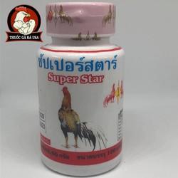 TANG CO BO GAN CUNG XUONG CHO GA SUPER STAR ĐỎ - HỦ NGUYÊN x 100 Viên
