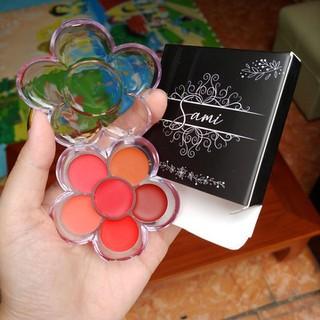 Son hoa SAMI 6 màu siêu lì - Sami 6 thumbnail