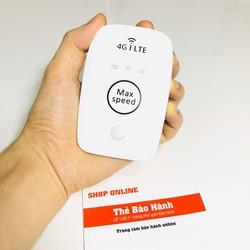 BỘ PHÁT WIFI 4G - THIẾT BỊ PHÁT SÓNG WIFI TỪ SIM 3G 4G