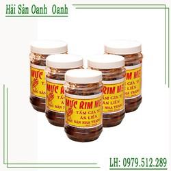 combo 5 hũ Mực rim me cán Nha Trang