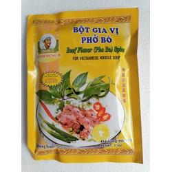 [75g] Bột gia vị phở bò hiệu Đầu Bếp [VN] KIM HƯNG Beef Flavor Spice