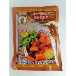 [75g] Bột gia vị nấu bò kho hiệu Đầu Bếp [VN] KIM HƯNG Beef Stew Flavor Spice
