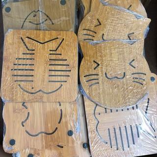 Miếng gỗ lót nồi chảo tiện dụng_hàng độc quyền - 2695520675 thumbnail