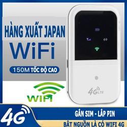 Máy Phát Sóng Wifi Từ Sim 3G 4G - THIẾT BỊ PHÁT WIFI CẦM TAY