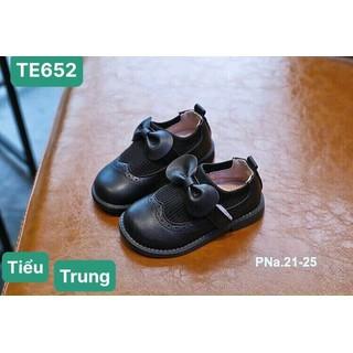 giày bốt cổ thấp cho bé gái [ĐƯỢC KIỂM HÀNG] - 40686933 thumbnail