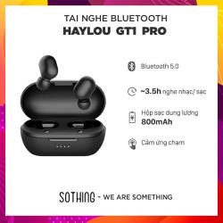 Tai Nghe Bluetooth True Wireless Haylou GT1 Pro Bluetooth 5.0 ( Phiên Bản Nâng Cấp Haylou GT1) - Hàng Chính Hãng
