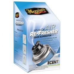 Meguiar's Xịt khử mùi, diệt khuẩn nội thất xe hơi Hương mùa hè - Air Refesher - Summer Breeze Scent - G16602, 57 g
