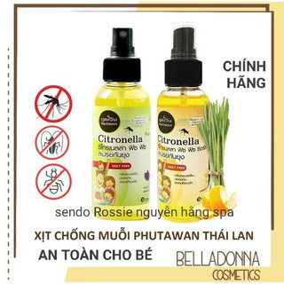 Xịt chống muỗi Citronella Thái Lan - xịt đuổi muỗi Citronella Thái Lan - 1864 thumbnail