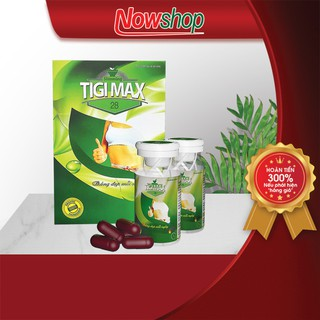 Viên uông giảm cân nhanh Tigi Max. Hộp 28 viên - GCTGM22 thumbnail