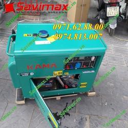 Tổng kho máy phát điện Kama chính hãng, máy phát điện dự phòng giá rẻ