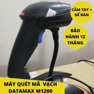 Máy Quét Mã Vạch DATAMAX M1200 Bảo Hành 12 tháng - MIMVDATAMAXM1200 thumbnail