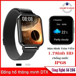 Miếng Dán PPF Màn Hình Cho Đồng Hồ Thông Minh DTX