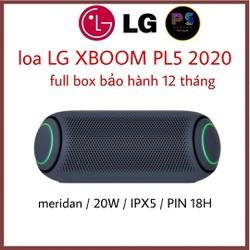 loa bluetooth LG  PL5 xboom 20W chính hãng nguyên seaL