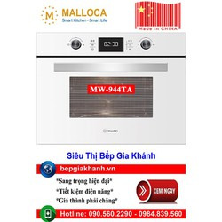 Lò nướng kèm vi sóng Malloca MW-944TA sản xuất Trung Quốc