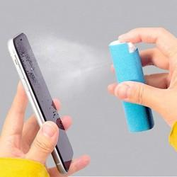 Chai xịt vệ sinh diệt khuẩn màn hình điện thoại, máy tính bảng, latop