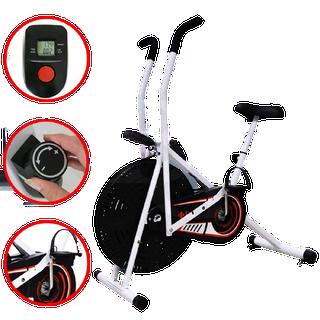 BG Xe đạp tập thể dục Air Bike 8702 trong nhà thiết kế mới 2021 - BG-8702-01 thumbnail