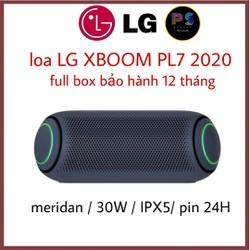 Loa Bluetooth LG Xboom GO PL7 chính hãng  mới 100%
