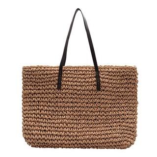 Túi Vải Cói XinhStore Form Ngang - 5663002037 thumbnail