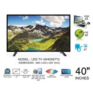 Tivi LED Darling Full HD 40 inch 40HD957T2 - GIẢM GIÁ TỒN KHO [ĐƯỢC KIỂM HÀNG] - 40735120 thumbnail